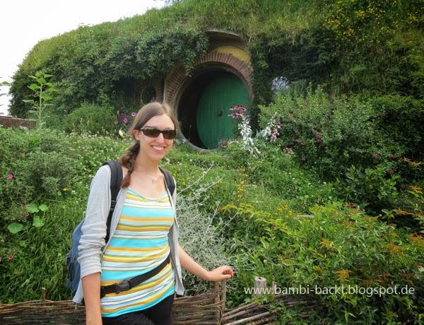 Hobbiton New Zealand North Island | Foodblog rehlein backt