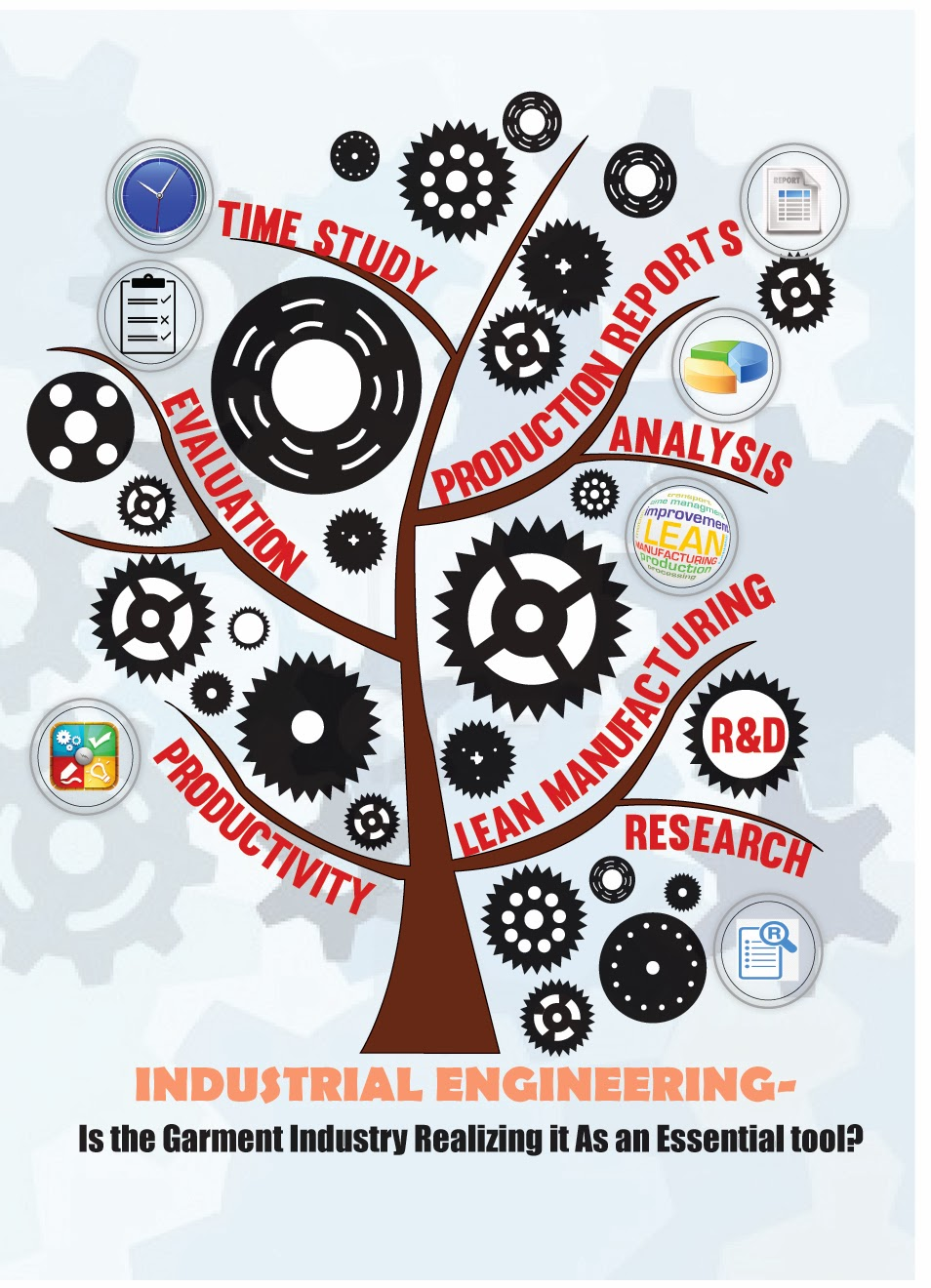 INDUSTRIAL ENGINEERING  Is the Garment Industry Realizing it As an Essential tool  PERFECT