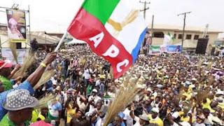 APC Protest at INEC