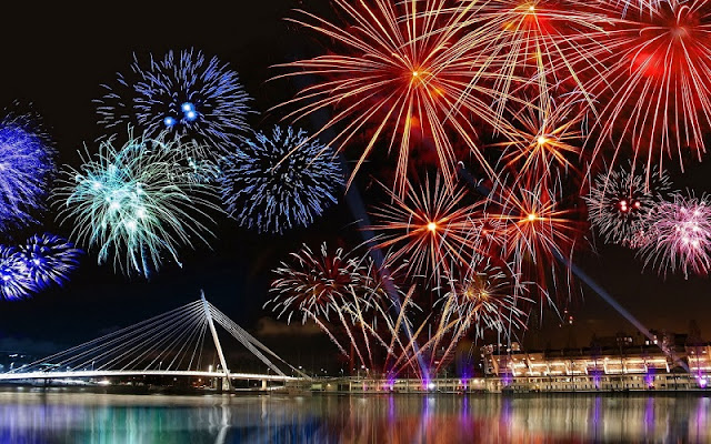 Da Nang International Fireworks Festival 1