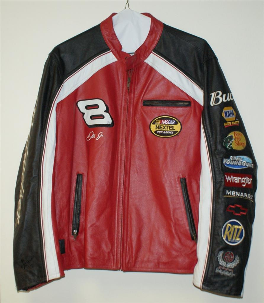 Dale jr leather jacket