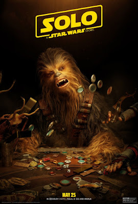 Solo: A Star Wars Story Sabacc Playing Character One Sheet Movie Posters