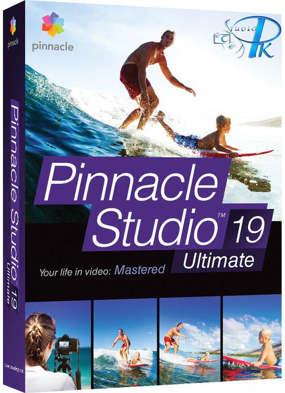 Pinnacle Studio 19 Free Download - StudioPk