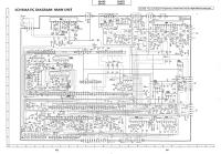Skema TV SHARP schematic main board 25AX5, 29AX5(A-100)
