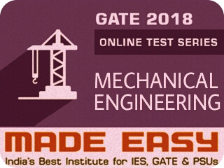 DOWNLOAD MADE EASY GATE 2018 TEST SERIES PAPER [MECHANICAL ENGINEERING]