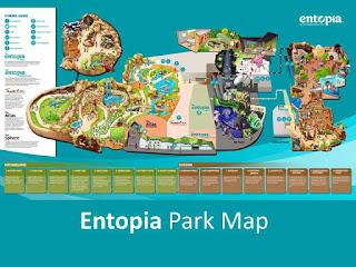 Entopia yang dahulu dikenali sebagai Taman Rama-Rama Pulau Pinang di Teluk Bahang
