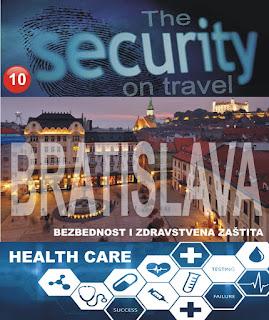 Bratislava, Slovačka – Bezbednost i zdravstvena zaštita