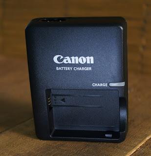 Charger Canon EOS 1000d, 450D, 500d ( LP-E5 )