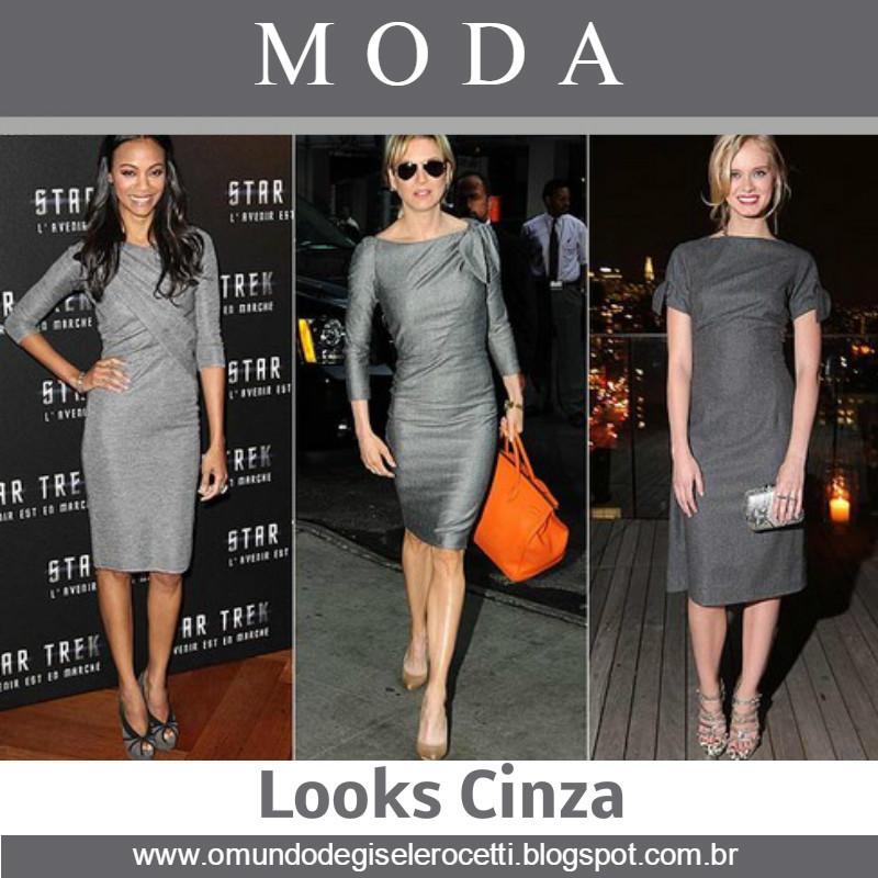 Gisele Rocetti   MODA - Looks CINZA c05911fa28f