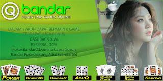 Link Alternatif Situs Judi Bandar66 Online QBandar - www.Sakong2018.com