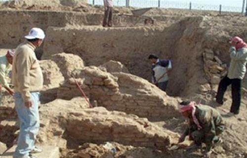 وزارة الأثار تكشف عن مقبرة جديدة فى الاسكندرية