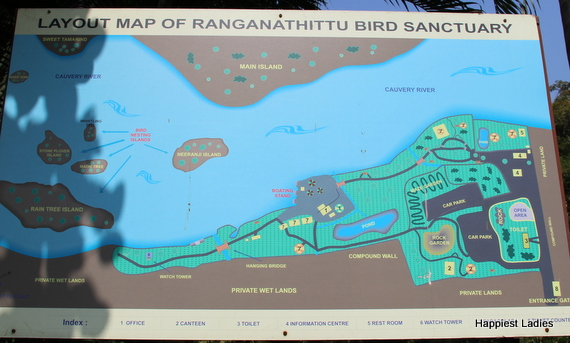 what to do at ranganathittu