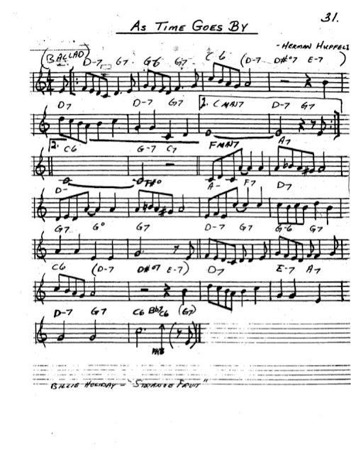 Partitura Saxofón Herman Hupfeli