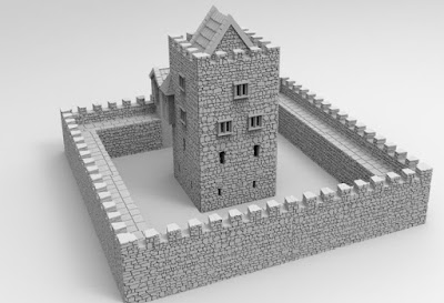 The Towerhouse + walls picture 3