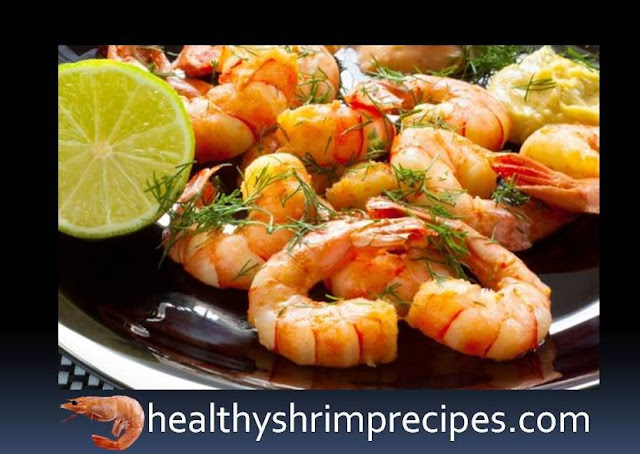 Boiled Garlic shrimp recipe