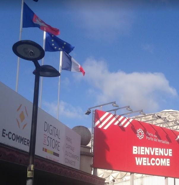 【巴黎電商展直擊】歐洲最大規模電商展之一,展示完整第三方服務生態圈!