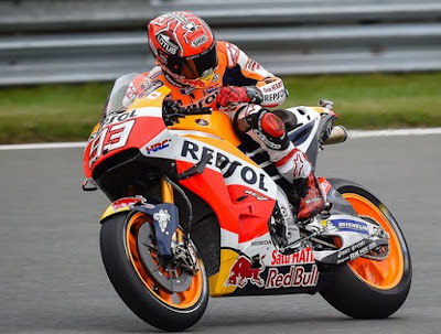 Tanpa Marquez, Honda Tidak Ada Apa-apanya