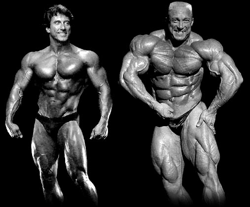 Aesthetic Bodybuilding vs Ordinary Bodybuilding