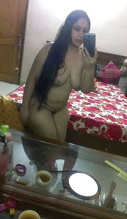 In jungle desi naked aunty