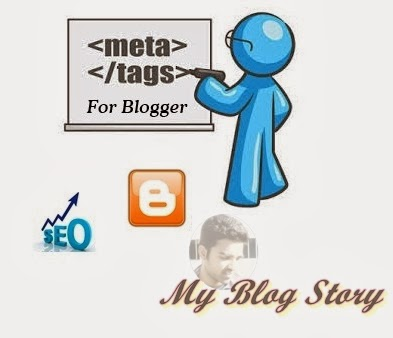 Meta Tags and the way adding it to your blogger posts