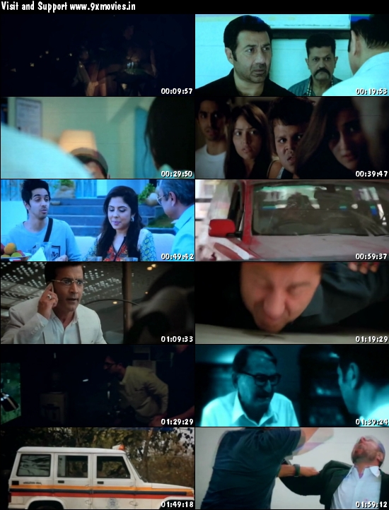 Ghayal Once Again 2016 Hindi 720p DVDScr 950mb