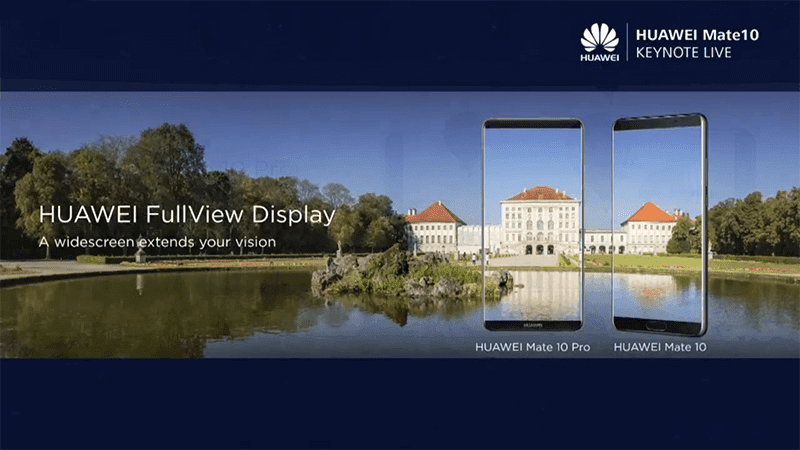 Huawei Mate 10 Series AI Powered Phones Now Official!