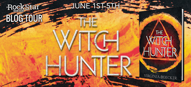 Once Upon A Twilight Blog Tour The Witch Hunter By Virginia