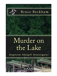 Murder on the Lake, Mystery - British Detective, by Bruce Beckham