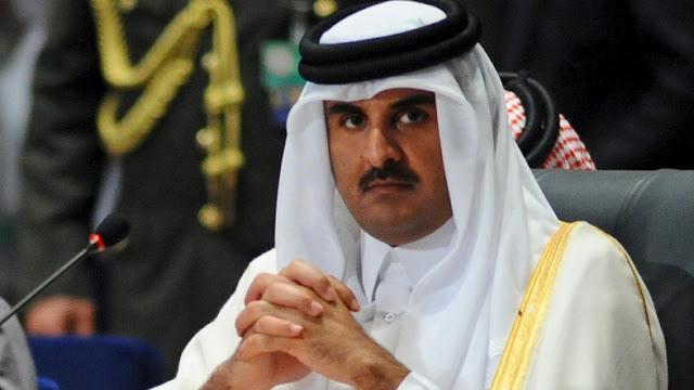Uma crise diplomática entrou em erupção no Golfo na segunda-feira, já que oito governos reduziram drasticamente os laços com seu aliado Catar, o país é acusado de dar apoio a grupos extremistas