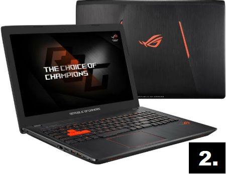 top 5 best gaming laptops under 1 lakh
