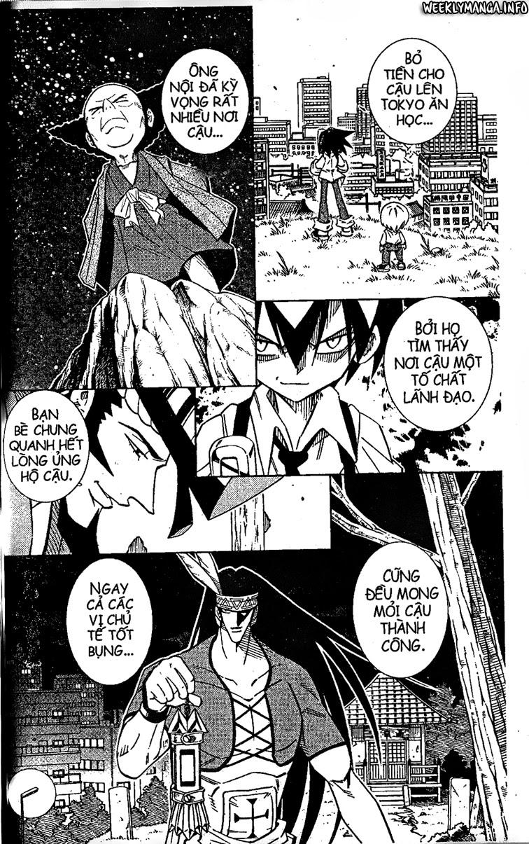 Shaman King [Vua pháp thuật] chap 209 trang 19