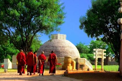 Objek Wisata Peninggalan Raja Ashoka dan Kemegahannya