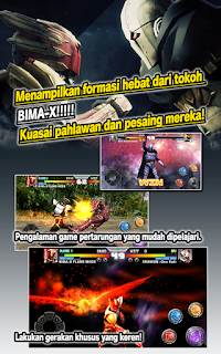 Download BIMA-X Apk Full