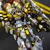 Custom Build: MG 1/100 Gundam Sandrock EW Gold Claw