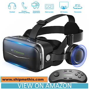Pansonite Vr Headset for iPhone and Android Smartphones Review