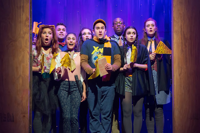 Harry Potter Off-Broadway Production Puffs