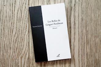 Lundi Librairie : Les Refus de Grigori Perelman - Philippe Zaouati