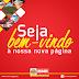 Prefeitura de Mairi divulga página no Facebook