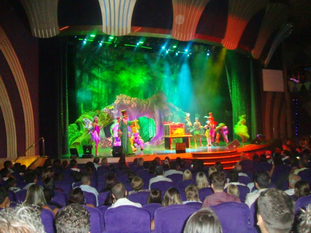 Shows da MSC Cruzeiros