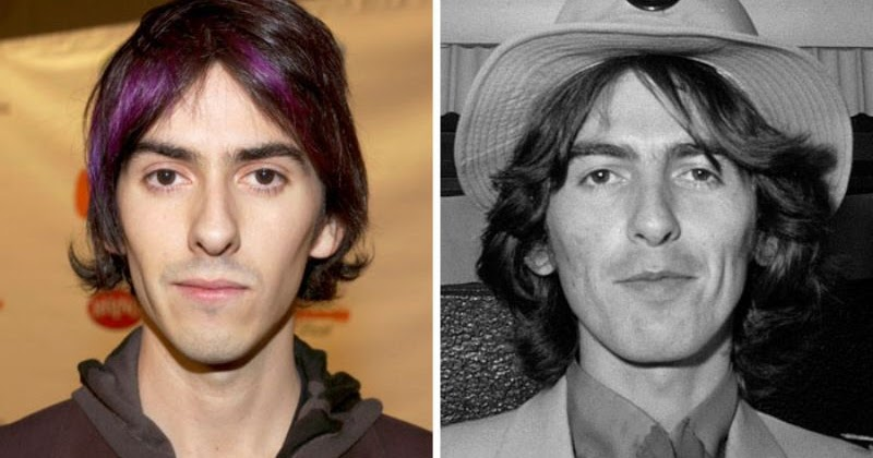 25 Amazing Photos of Celebrities and Their Famous Parents Who Look Almost Identical at the Same Age