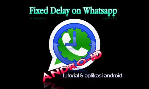 Kenapa Whatsapp Sering Pending atau Delay