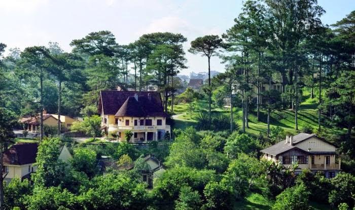 25 khách sạn, nhà nghỉ tốt nhất ở Đà Lạt