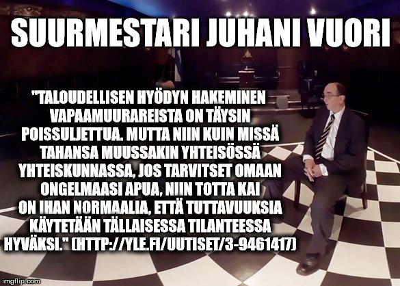 Juhani Vuori