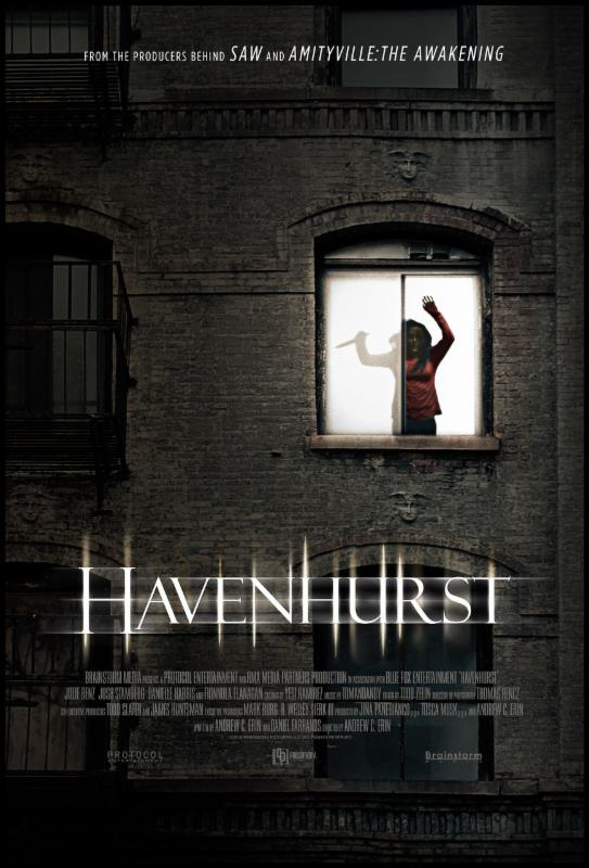 Havenhurst Is A Gothic Horror Set In Modern Day New York More Specifically An Apartment Building That Shares The Film S Le