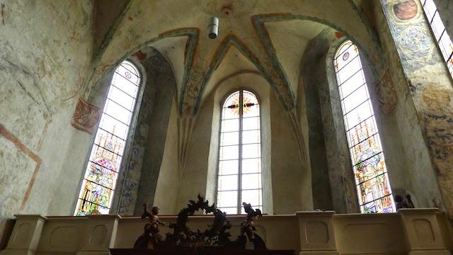 Vilniaus gotika bernardinų bažnyčioje