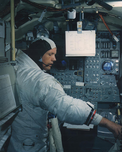 neil armstrong astronaut training - photo #4