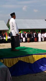 Yayasan Al-Hikmah Jadi Pusat Peringatan Har Santri Nasional 2 Kecamatan