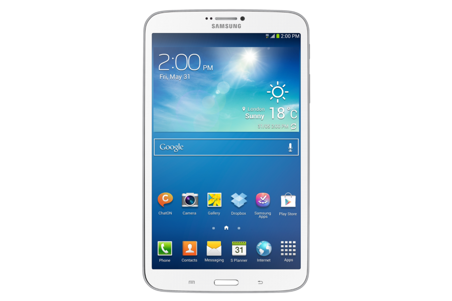 Tablet Samsung Galaxy 3 8 SM-T311 16GB + 3G | Review 1