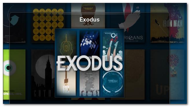 Download Exodus Addon
