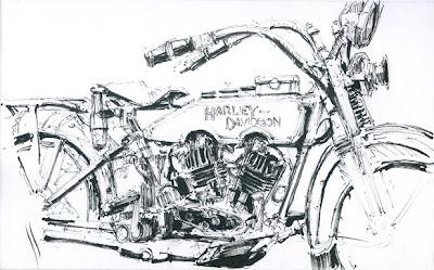 Vintage Motorcycle V Twin Engine Predator V-Twin Engines